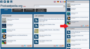home page responsiveness